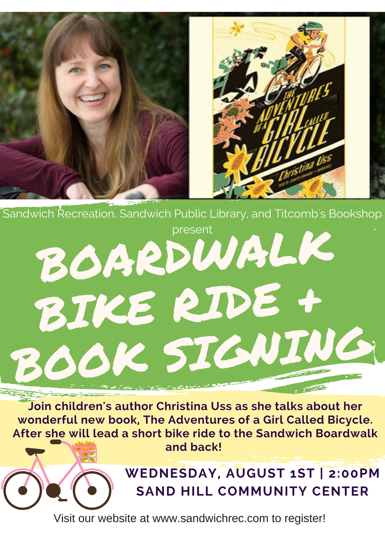 Bike Ride Special Event