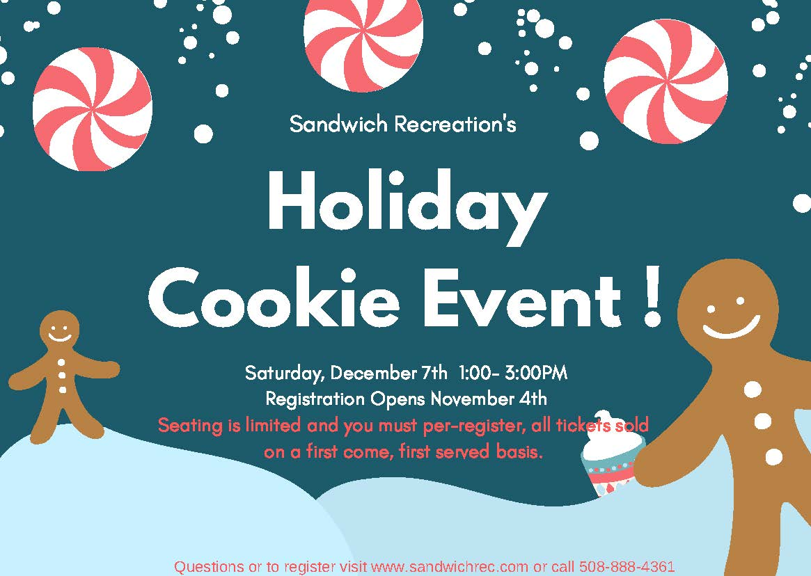 Holiday Cookie Event